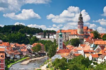 Excursion d'une journée à Cesky Krumlov au départ de Prague