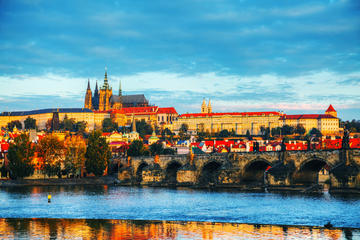 Full Day City Tour of Prague with Dinner Cruise