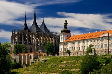 Gita di mezza giornata a Kutná Hora da Praga, con visita all'ossario