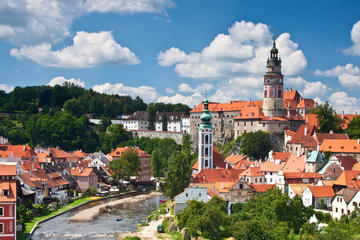Gita di una giornata a Český Krumlov da Praga