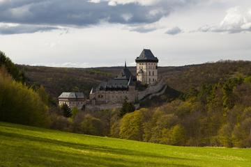 Halbtägige geführte Tour ab Prag zur Burg Karlstein