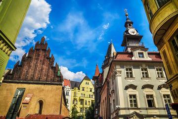Recorrido a pie por la Praga judía