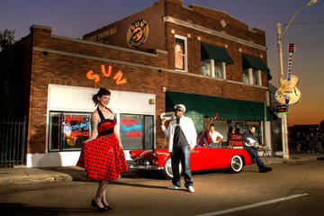 Kortingspas Memphis Music Attraction