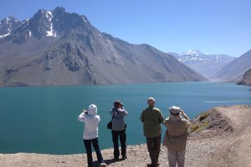 Panoramic Cajon del Maipo