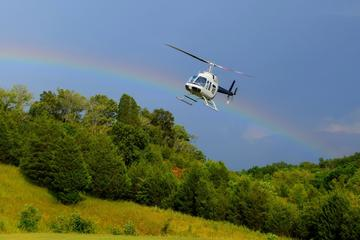 Book 18-Minute Scenic Helicopter Tour of Wears Valley in Tennessee on Viator
