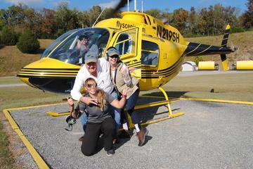 The Ridge Runner Helicopter Adventure
