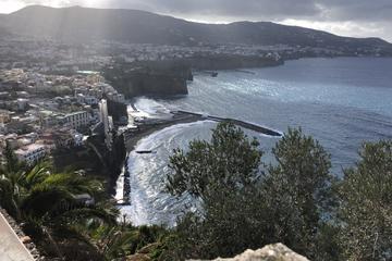 Naples Private Shore Excursion: Pompeii and the Amalfi Coast