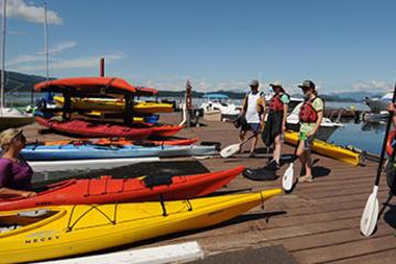 Half-Day Sea Kayaking Tour on Quadra Island