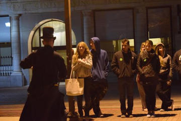 Salem Haunted History Tour