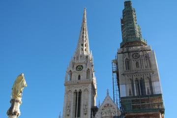 Violet Tour Zagreb or Zagreb through religions