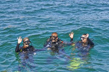 Discover Scuba Diving in Albufeira