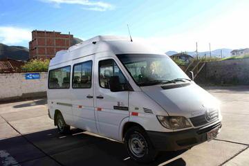 Cusco Airport Shuttle Bus (Round Trip)