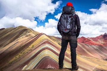 Montaña del arcoiris (camino de...