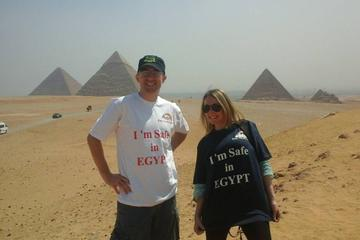 Best cairo tours visit  to Giza Pyramids and Sphinx