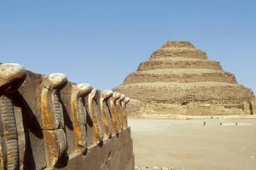 Day Tour to Giza Pyramids  Dahshur and Saqqara Pyramids