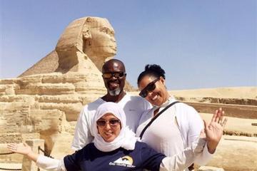 Day trip to Giza Pyramids Old Cairo Citadel & Bazaar