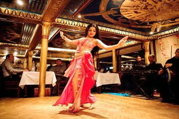 Dinner Cruise On the Nile in Cairo with Belly Dancer Show Includes...