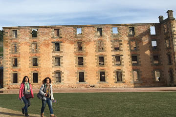 Historic Port Arthur Day Trip from Hobart Including Cliff-Top Walk to Waterfall Bay