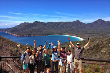 Wineglass Bay and Freycinet National...