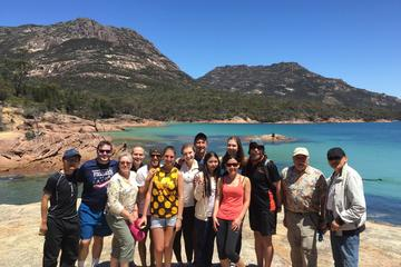 Wineglass Bay and Freycinet National ...