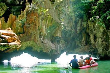 Full-Day Guided Phang Nga Bay Tour by...