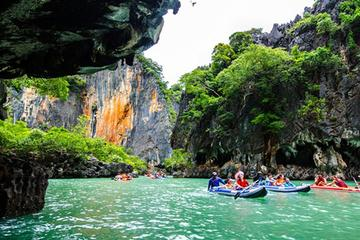 Phang Nga Bay Sea Canoeing Trip with...