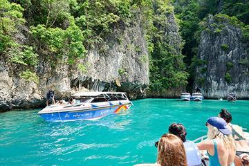 Phi Phi Island Speed Boat Premium