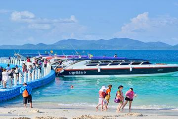 Phi Phi Maya Khai By Speed Boat with...