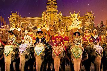 Phuket Fantaea Show Dinner Gold...