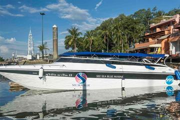 Private Speed Boat Phi Phi Maya Bay...