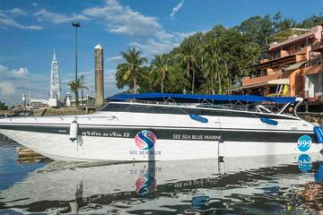 Private Speedboat Charters from ...