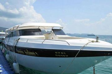 Private Speedboat Charters Phi Phi...