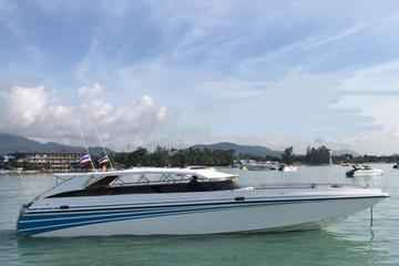 Private Speedboat Charters to Phang...