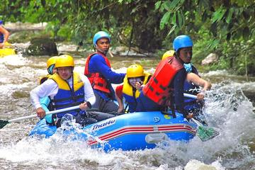 Whitewater Rafting with ATV Tour