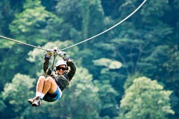 Arenal Volcano Combo 6 SkyTrek Zip...