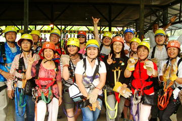 Zipline and Banana Plantation Tour from Limon