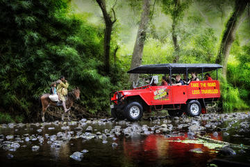 Off Road Cave Safari - Take the Road Less Travelled
