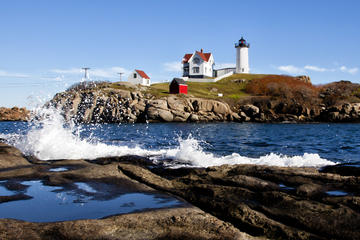 Boston to Coastal Maine: Private Tour...