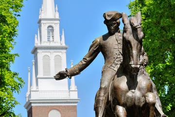 Private Boston Freedom Trail Tour with Driver