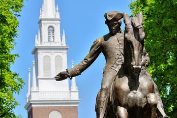 Private Boston Freedom Trail Tour ...