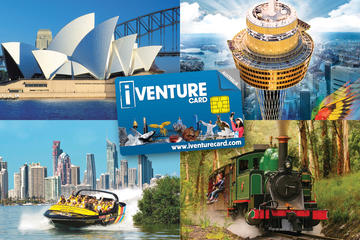 Pass Australia Multi-City Attractions