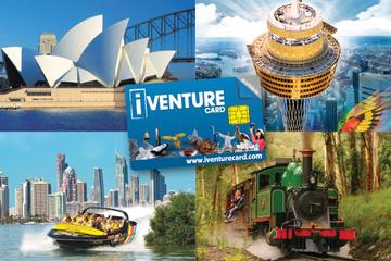 Passe de múltiplas atrações na Austrália