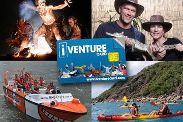 Passe para atrações em Cairns incluindo Ilha de Fitzroy e Cairns...