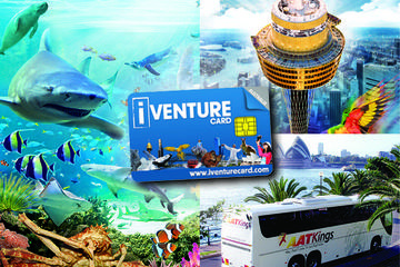 Sydney-attraksjonspass som omfatter Taronga Zoo, operahuset i Sydney...