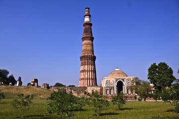 Private Tour: Past and Present of Delhi