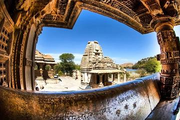 4 Hours Nagda (Saas-Bahu Temple) and...