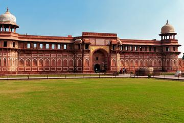 Agra Fort Admission Ticket with Optional Transfer