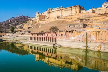 Amazing Amer Fort Ticket with Optional Transfer