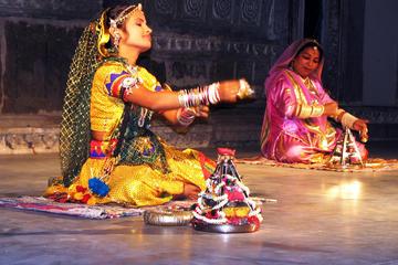 Bagore Ki Haveli Evening Dance...