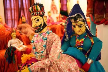 Bharatiya Lok Kala Mandal Folk Dance & Puppet Show Ticket with Optional Transfer